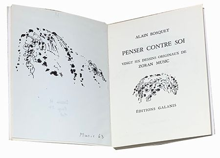 Illustrated Book Music - Penser contre soi