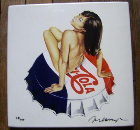 Monotype Ramos - Pepsi Girl