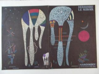 Lithograph Kandinsky - Periode Parisienne