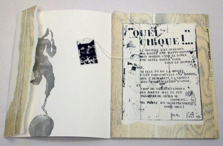 Illustrated Book Botti  - Permis d'entrer