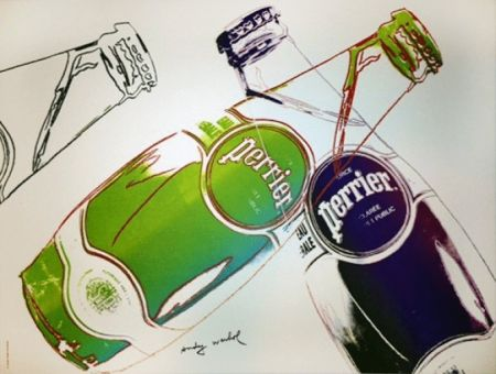 Offset Warhol - Perrier (White)