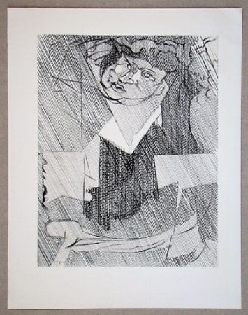 Drypoint Villon - Personnage
