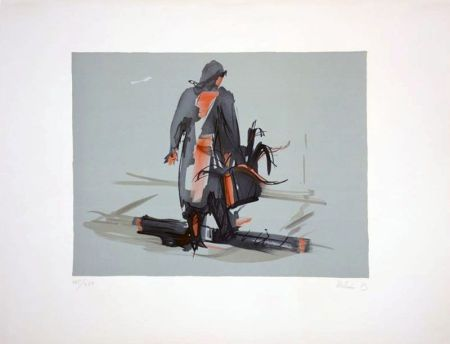 Lithograph Helion - Personnage