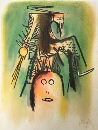 Lithograph Lam - Personnages