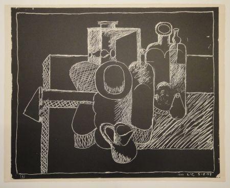 Lithograph Le Corbusier - Petite