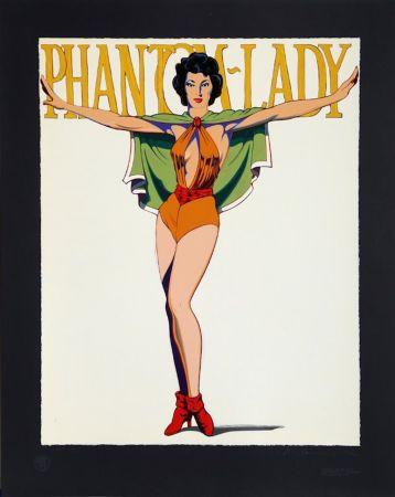 Screenprint Ramos - Phantom Lady