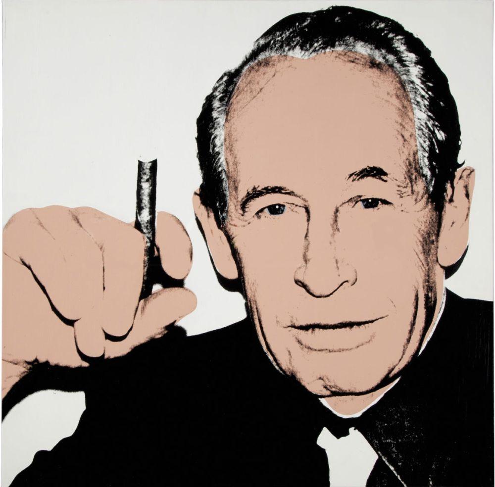 Screenprint Warhol - Philip Rosenthal