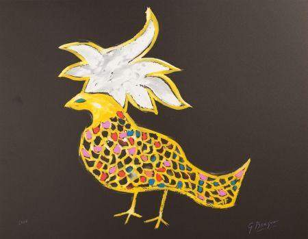 Lithograph Braque - Phoenix
