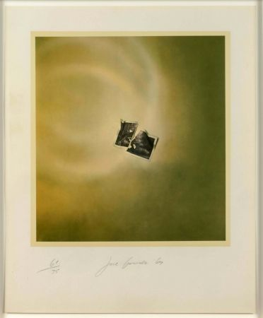 Lithograph Goode - Photo Cloud (Green)