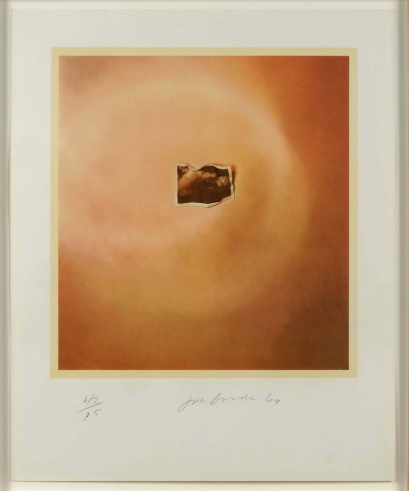 Lithograph Goode - Photo Cloud (Orange)