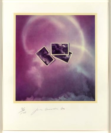 Lithograph Goode - Photo Cloud (Purple)