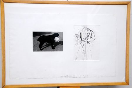Engraving Dine - Photographs and Etchings