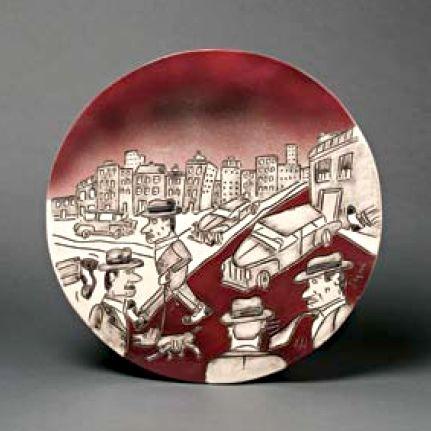 Ceramic Segui - Pièce murale