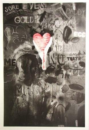 Lithograph Dine - Picabia II