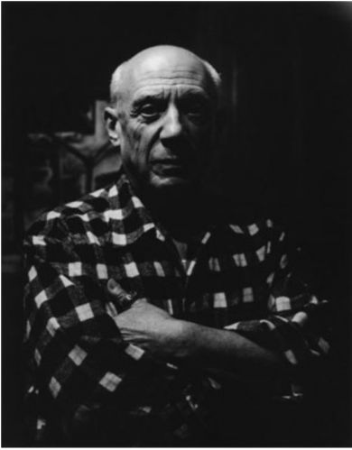 Photography Clergue - Picasso
