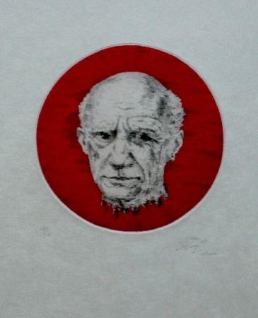 Lithograph Ponç - Picasso