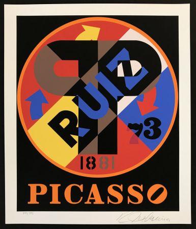 Screenprint Indiana - Picasso