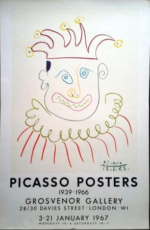Poster Picasso - Picasso - Posters 1939-1966