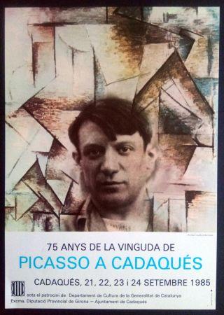 Poster Picasso - PICASSO A CADAQUÉS - 1985