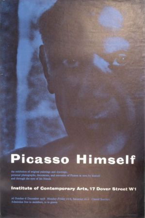 Poster Picasso - Picasso Himself