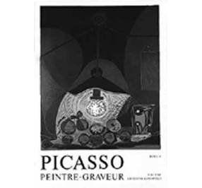 Illustrated Book Picasso -  Picasso Peintre-Graveur. Tome V. Catalogue raisonné de l'oeuvre gravé et lithographié et des monotypes. 1959 - 1965.