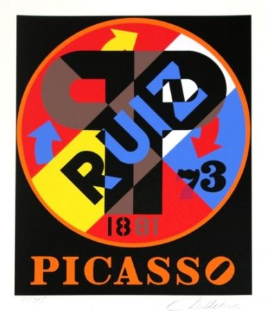 Multiple Indiana - Picasso Ruiz