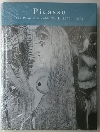 Illustrated Book Picasso - Picasso: The Printed Graphic Work, Vol. IV, 1970-1972 & Supplements