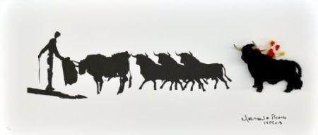 Multiple Leirner - Picasso Toros-2
