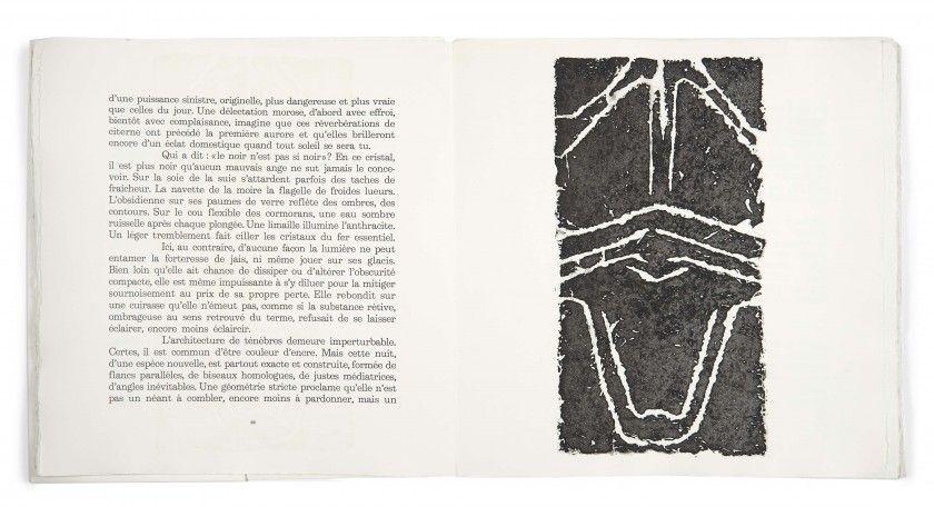 Illustrated Book Ubac - Pierres réfléchies