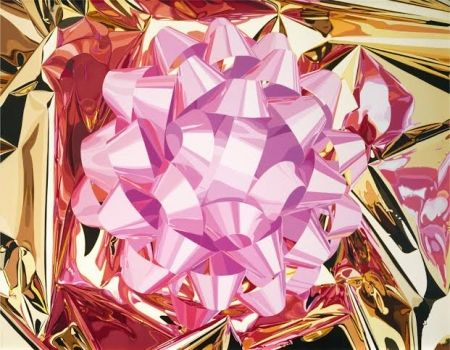 No Technical Koons - Pink Bow