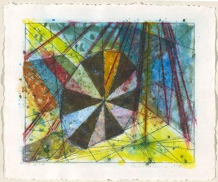 Etching Davis - Pinwheel, Diamond, and Stripe