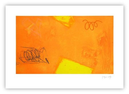 Etching Capa - Plano amarillo