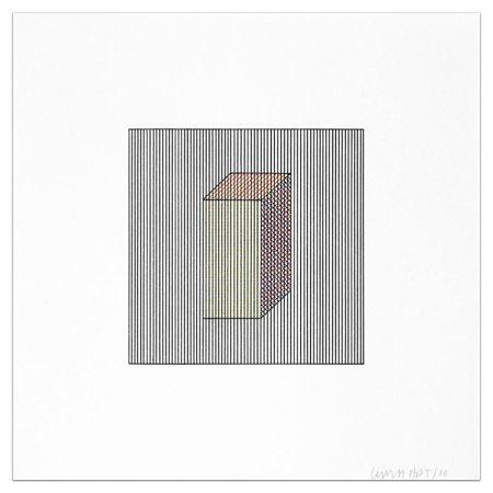 Multiple Lewitt - Plate #03