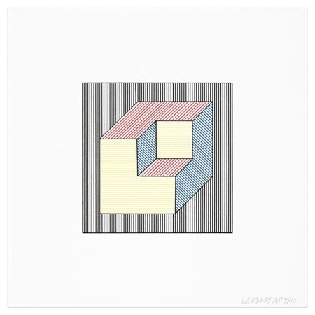 Multiple Lewitt - Plate #47