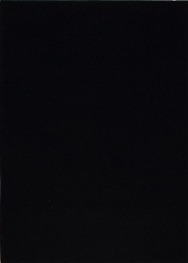 Screenprint Agnetti - Plate H from 'Spazio perduto e spazio costruito' portfolio
