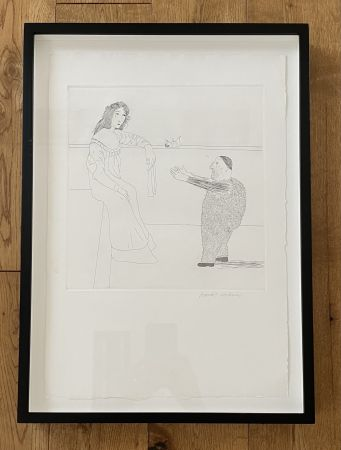 No Technical Hockney -  Pleading for the Child (