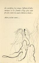 Illustrated Book Laurencin - Poèmes de Sapho, illustrés de 23 eaux-fortes par Marie Laurencin