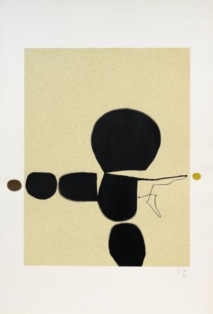 Screenprint Pasmore - Points of Contact
