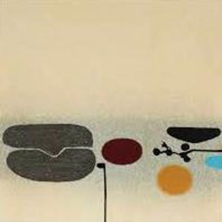 Screenprint Pasmore - Points of Contact 29