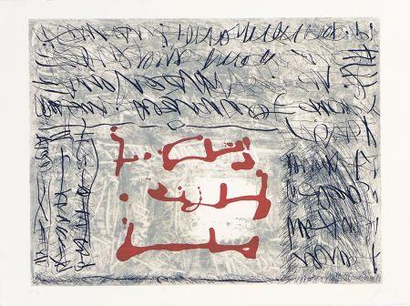 Engraving Ramírez Suass - Polifonía I