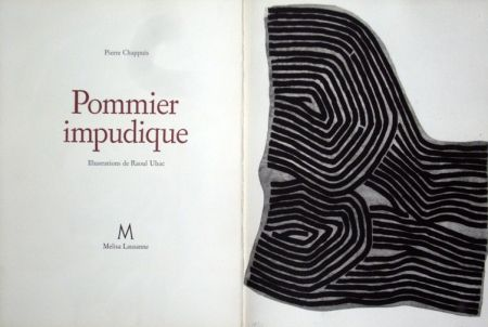 Illustrated Book Ubac - Pommier impudique