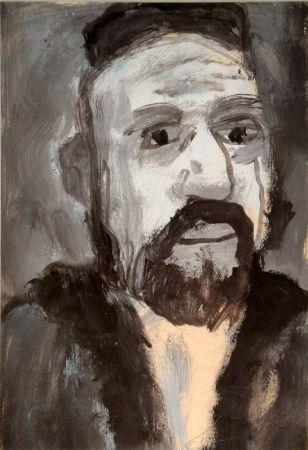 Monotype Shapiro - Portait of a Jew