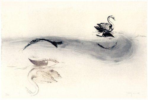 Etching Perejaume - Portfolio 12th Anniversary of Galeria Joan Prats