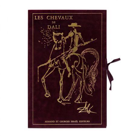 Lithograph Dali - Portfolio 18 Lithographies