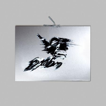 Lithograph Spahn - Portfolio 18 Lithographies Victor Spahn