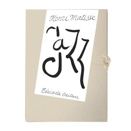 Lithograph Matisse - Portfolio Henri Matisse