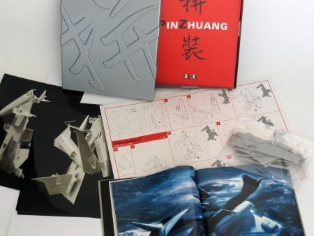 Illustrated Book Fontcuberta - Portfolio Pin Zhuang
