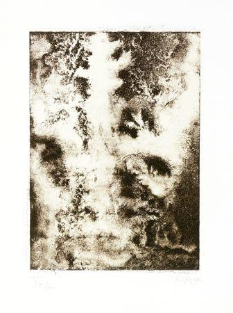 Lithograph Ferré - Portrait 1