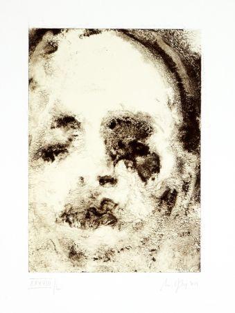 Lithograph Ferré - Portrait 4