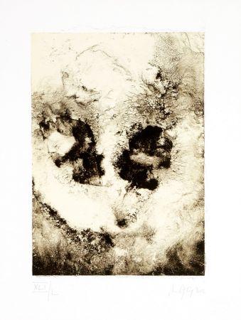 Lithograph Ferré - Portrait 6